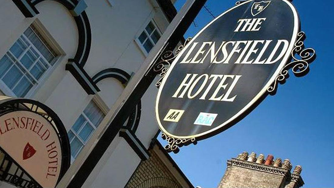 Lensfield hotel IT support